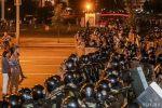 МВД Белоруссии заявило о выросшей из-за протестов нагрузке на силовиков