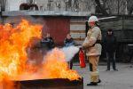 В российском МЧС рассказали о правильном выборе автомобильного огнетушителя