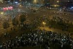 В Минске несколько человек пострадали от светошумовых гранат и резиновых пуль