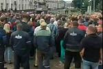 В Белоруссии началась масштабная забастовка