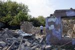 Nagorno-Karabakh Accused Azerbaijan of Using Combat Aviation in Martuni