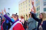 МИД РФ: митинги в Белоруссии организованы украинцами