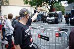 На беспорядках в Барселоне задержали 12 человек, 20 полицейских пострадали