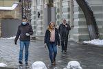 Антициклон принесёт в Москву морозы на следующей неделе