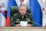 Шойгу сравнил высказывания руководителя оборонного ведомства Германии с выступлением школьницы