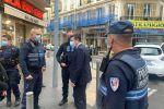 Во Франции от рук протестующих пострадало более 100 полицейских
