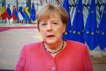 Меркель заявила о риске третьей волны коронавируса в Германии