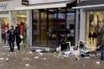 В Германии автомобиль протаранил толпу пешеходов