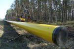Газопровод в России