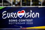 The Eurovision Song Contest in Rotterdam.
