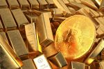 Bitcoin and gold.