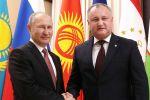 В.Путин и И.Додон