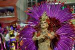 Carnival RJ 2020 held at the Sambodromo in the city of Rio de Janeiro
