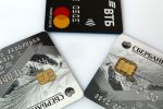 Payment cards.