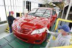 Toyota Motor Manufacturing Kentucky plant