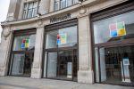 Microsoft Flagship Store in Oxford Street, London, United Kingdom