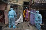 Эпидемия в Индии