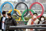 Олимпиада в Японии.