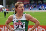 Belarusian athlete Kristina Timanovskaya