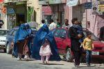 Жители Афганистана.