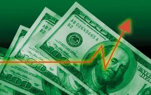 Доллар на Московской бирже подорожал до 67 рублей