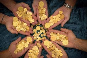 Дайверы нашли у побережья Флориды клад из золотых монет стоимостью 4,5 млн долларов