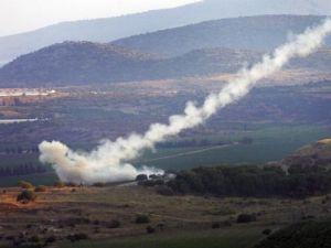 Четыре ракеты, запущенные Сирией, разорвались на территории Израиля