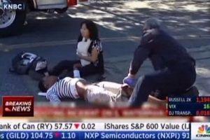 В результате перестрелки в США погибли 14 человек