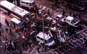 Взрыв автобуса в Иерусалиме мог стать результатом теракта