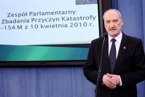 Глава польского минобороны обвинил Россию в подготовке к агрессии против НАТО