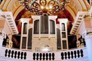 В петербургском храме Святого Станислава в Старой Коломне пройдут органные уикенды