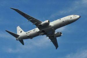 Российский истребитель подняли на перехват американского самолёта-разведчика у Камчатки