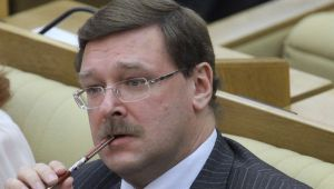"""Косачев обвинил СБ ООН в безразличии к жертвам """"одесской резни"""""""