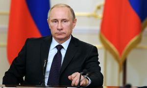 Путин вошёл в десятку самых уважаемых мужчин планеты