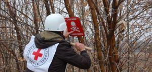В ДНР установят таблички, предупреждающие о минах