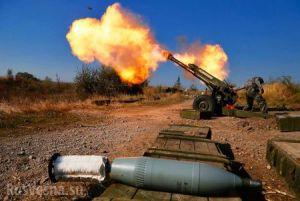 Украинские силовики открыли огонь по Донецку