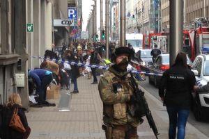 Устроившие взрывы в Брюсселе террористы планировали атаку на Париж