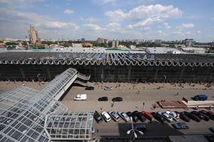 Курский вокзал эвакуировали после сообщения о бомбе