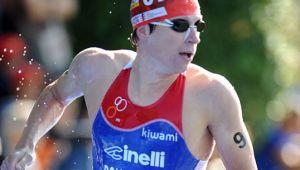 Москвич Дмитрий Полянский выиграл серебро чемпионата Европы по триатлону