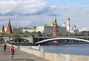 Около шести километров набережных благоустроят на западе Москвы