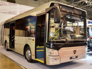 """Aвтобусы """"ГАЗ Kursor"""" и """"Вектор Next"""" представлены на Busworld"""