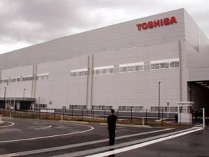 "Toshiba Group has been recognized by CDP as a ""Climate Change A list"" company"