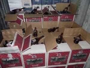 Более 28 000 бутылок суррогатного алкоголя изъято в Якутии