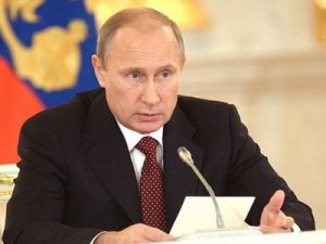 РФ готова сотрудничать со всеми странами на основе международного права - Путин