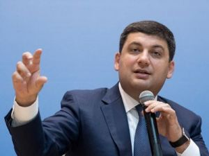 Prime Minister Ukraine commenced his working trip to Kherson region