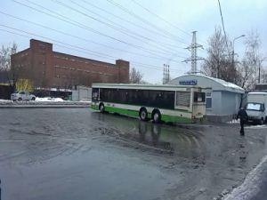 В Москве появится 23 конечные станции для городского пассажирского транспорта