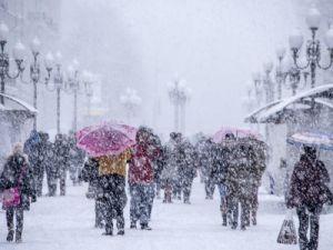 Томские синоптики предупреждают жителей региона об аномально холодной погоде