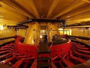 Гидроагрегат Волжской ГЭС выведен в капремонт