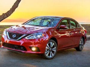 Nissan Sentra NISMO at Los Angeles Auto Show