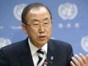 Пан Ги  Мун призвал ускорить индустриализацию  Африки